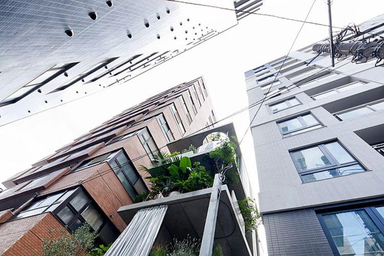 шедевры архитектуры японии