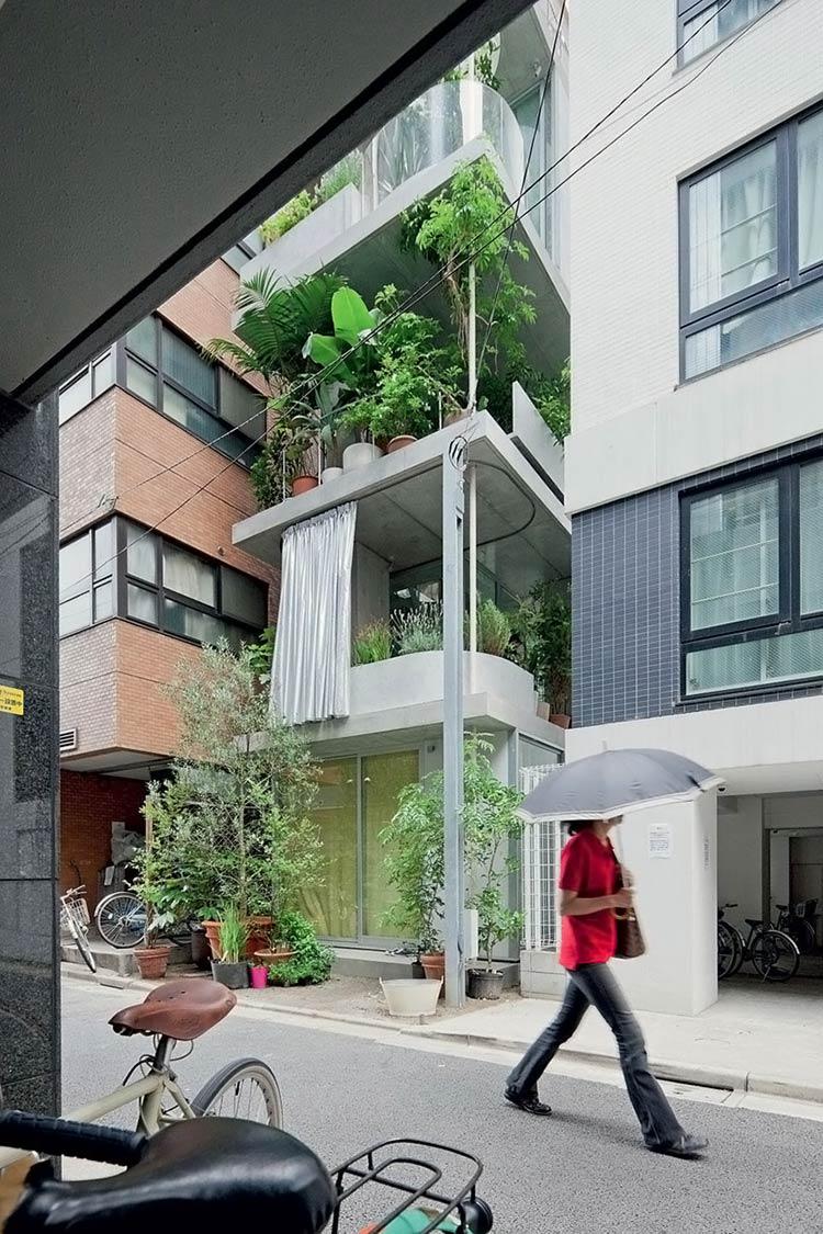 современная архитектура японии фото