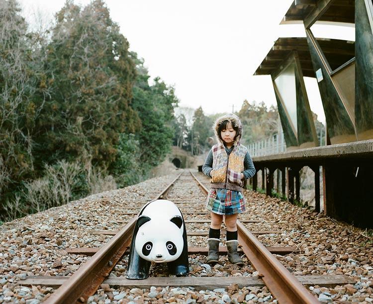 японские девочки дети
