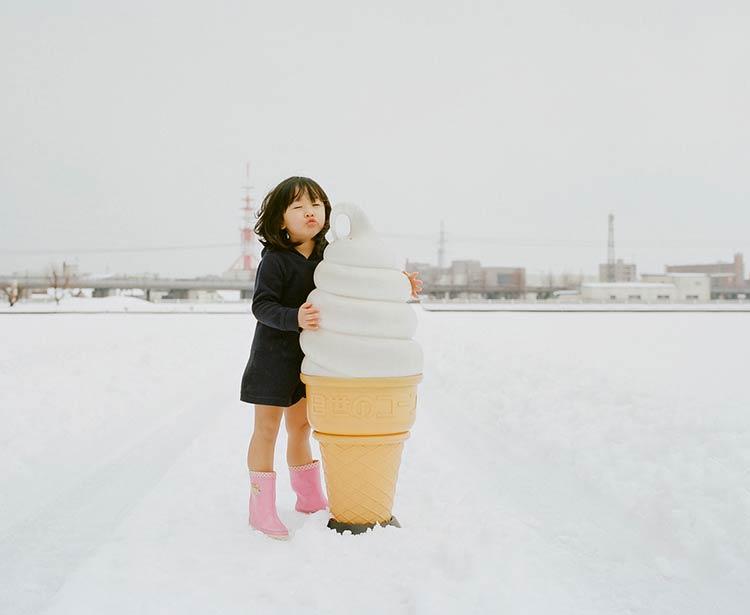 японские девочки фото