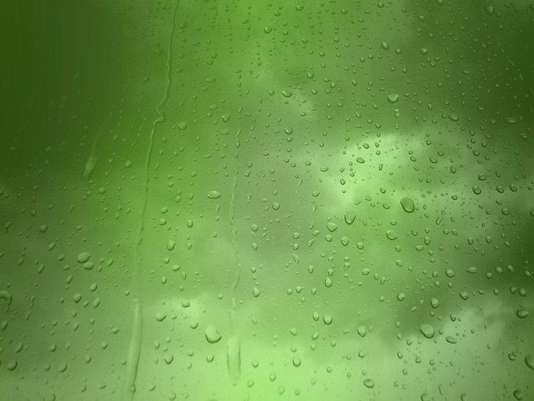 фото дождя на стекле