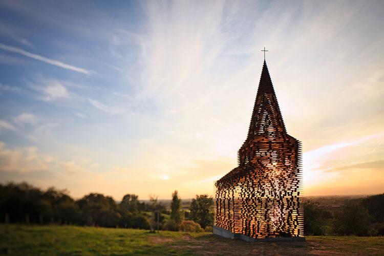 красивая церковь фото