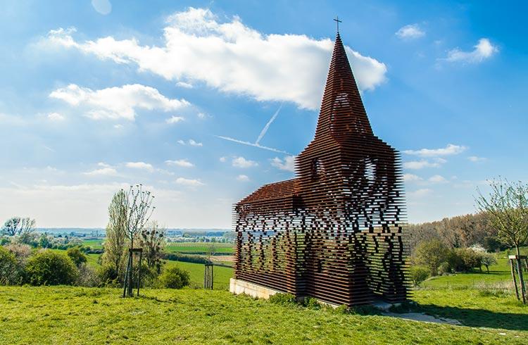 красивые церкви и небо картинки