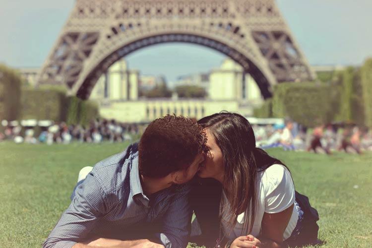 париж самый романтичный город