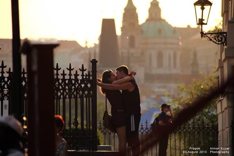 прага город влюбленных