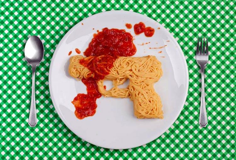 приколы с едой картинки
