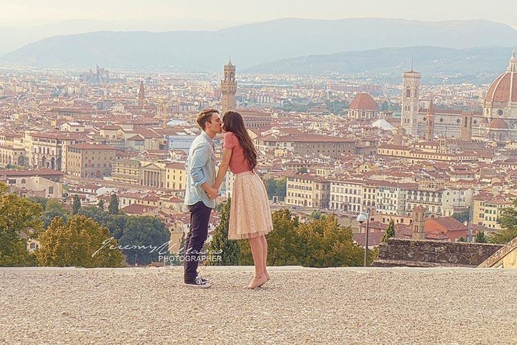 романтический город