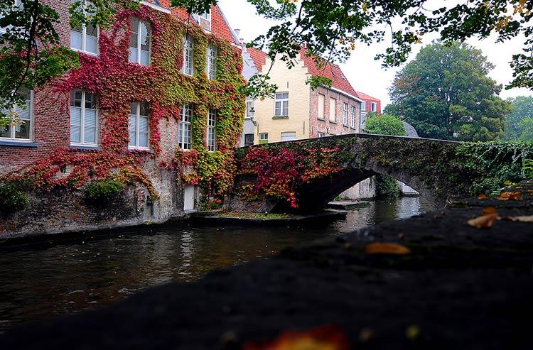 самые романтичные места европы