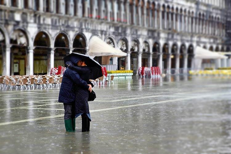 венеция город влюбленных