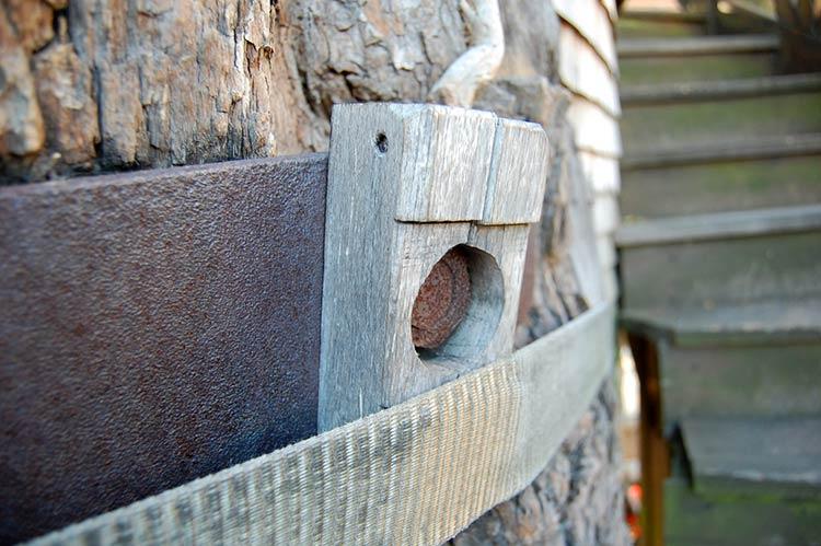 деревянная часовня