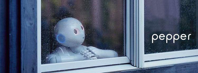 эмоциональный робот pepper