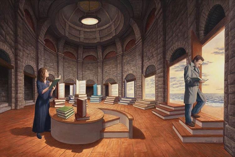 магический реализм роба гонсалвеса
