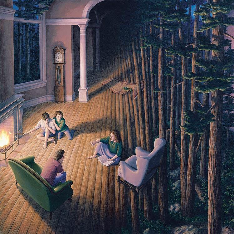 магический реализм художники