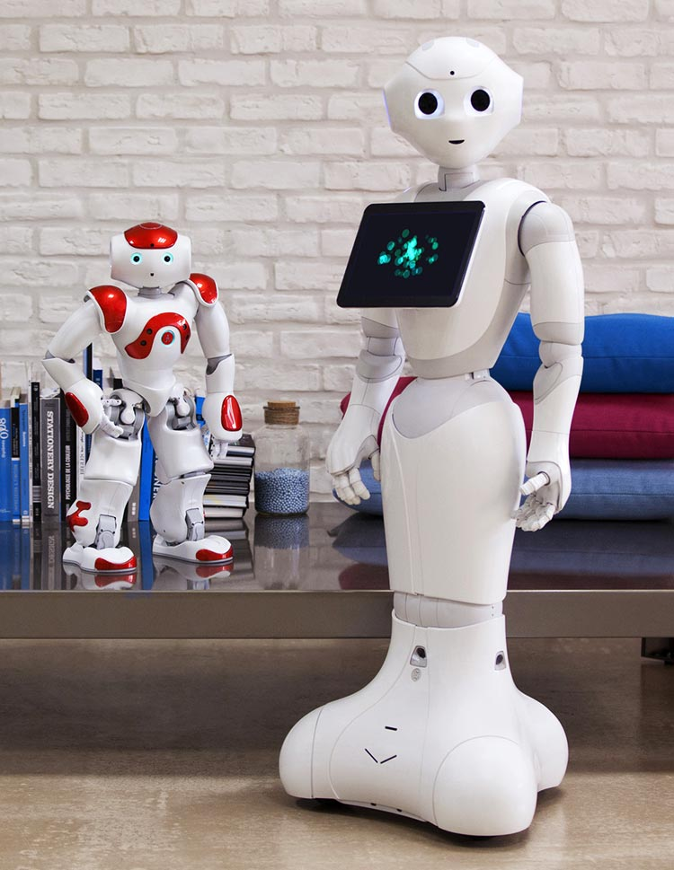 новейшие роботы