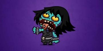 осторожно зомби
