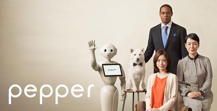 pepper первый человекообразный робот