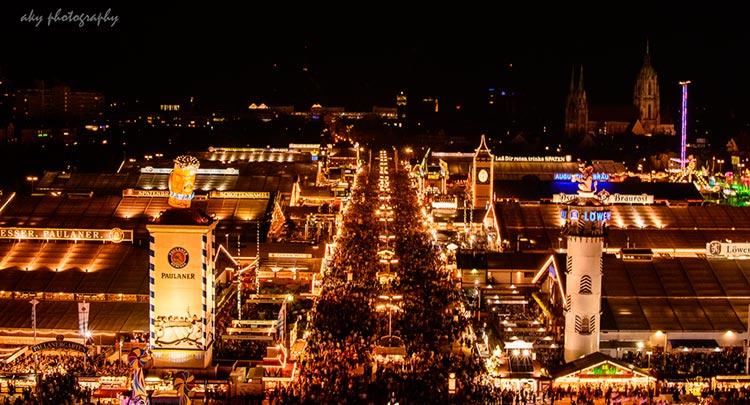 праздники мюнхен