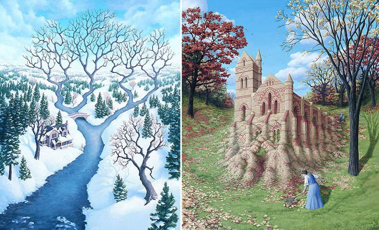 rob gonsalves картины