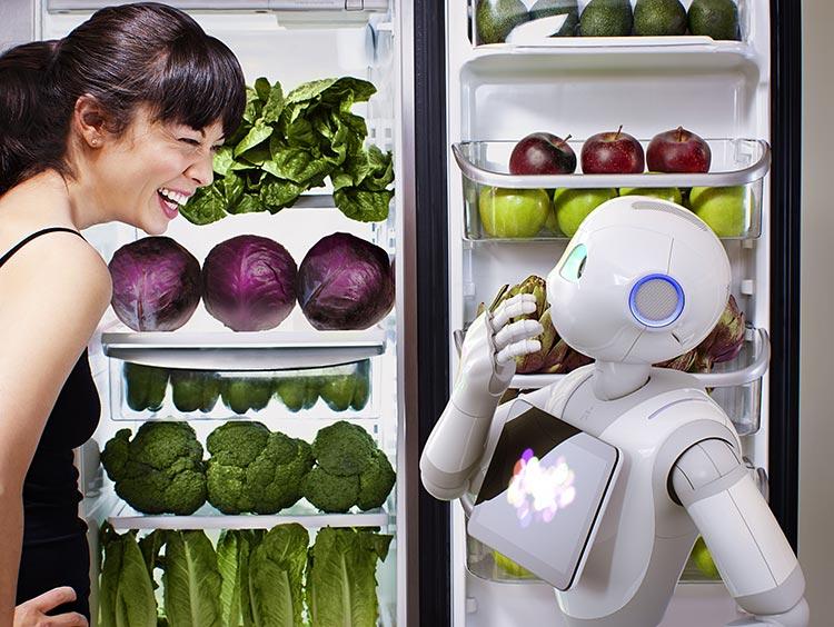 роботы японии