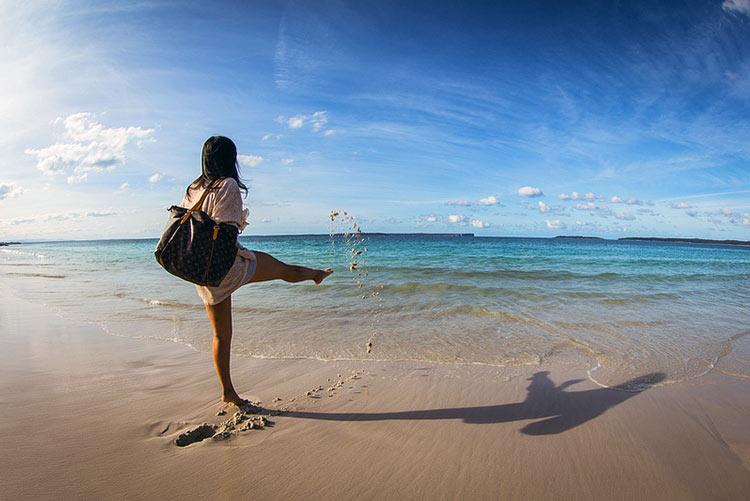 австралийские пляжи