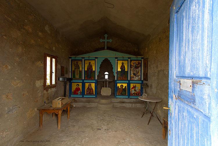 церковь святой ирины крит