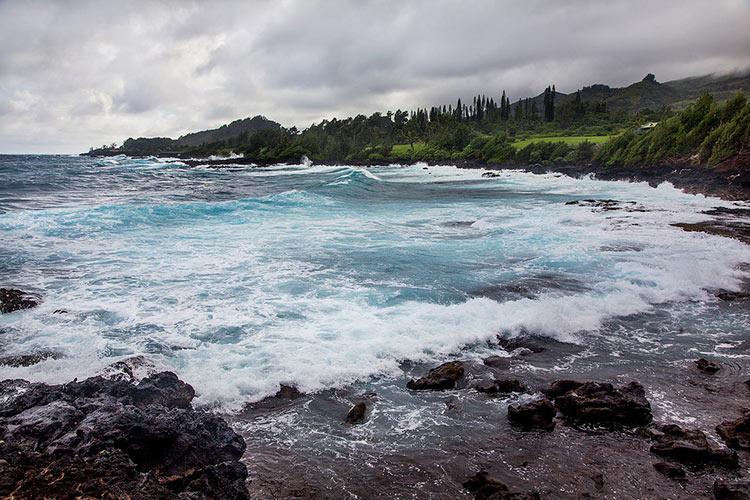 гавайские острова фото пляжей