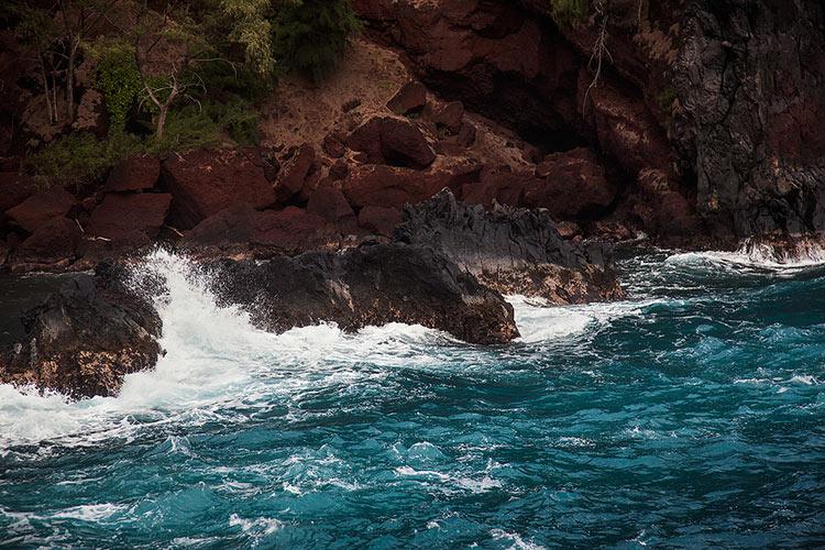 гавайские острова пляжи