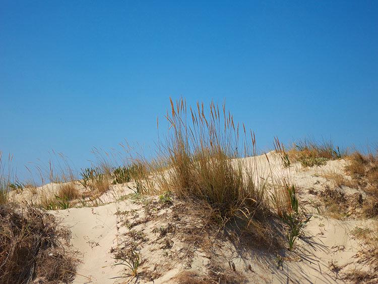 греческие острова с песчаными пляжами