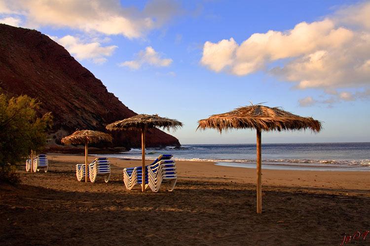 испания тенерифе пляжи