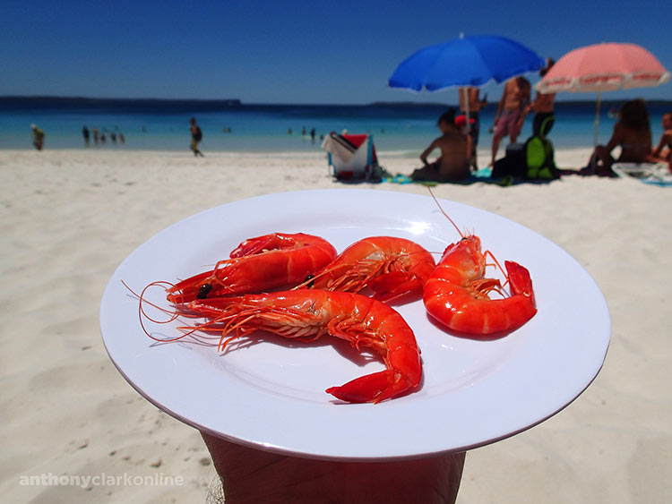 пляж хайамс австралия