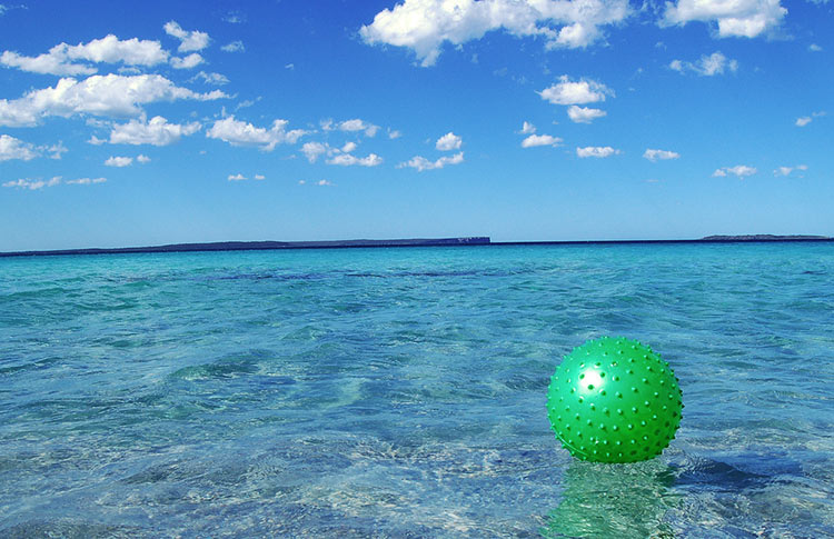 пляж хайамс находящийся в австралии