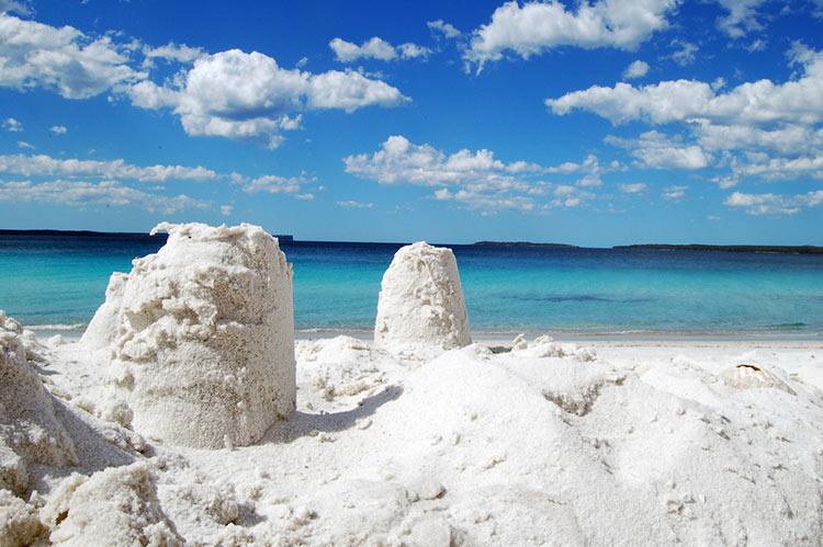 пляжи австралии фото
