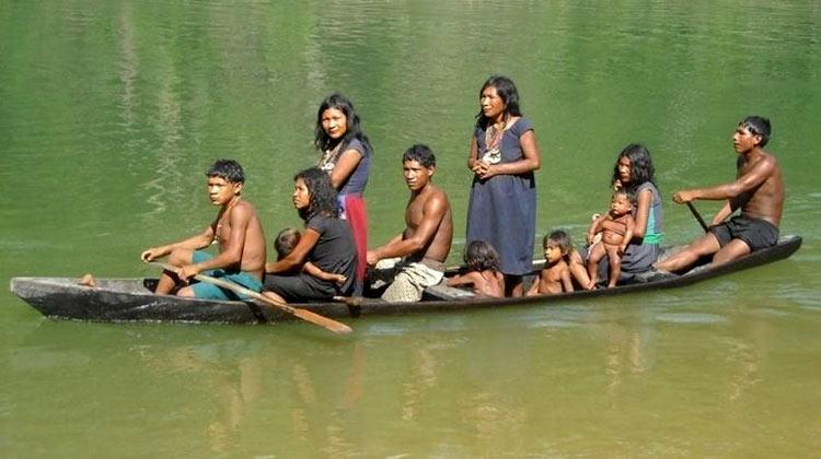 фото дикие племена