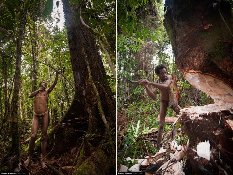 дикие племена фото