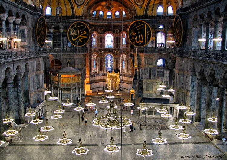 культовые сооружения турция