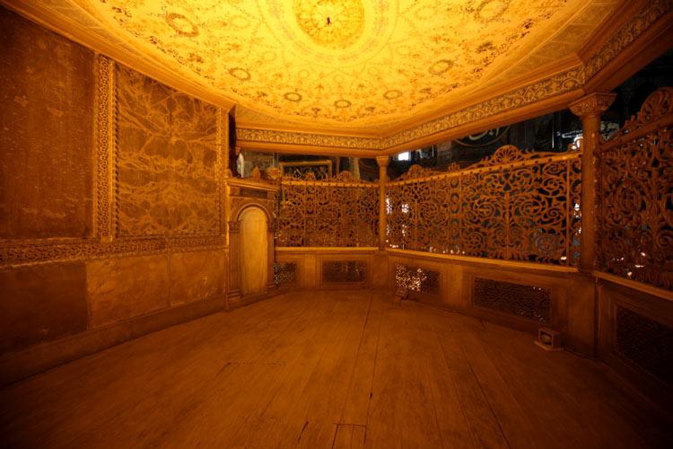 ложа султана фото