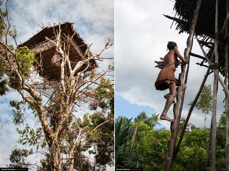 самые необычные племена