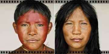 самые необычные племена на земле