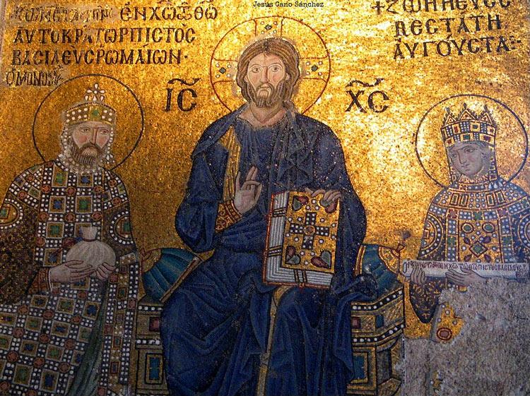 собор святой софии построил