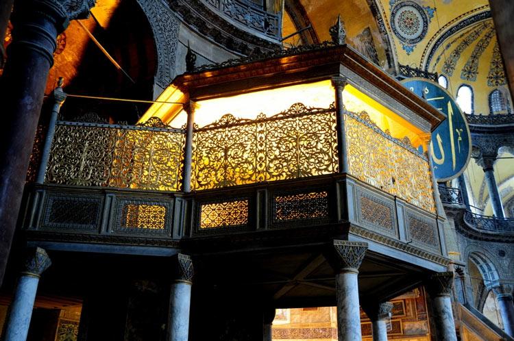 собор святой софии в стамбуле история