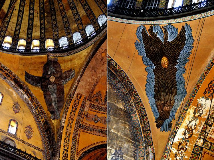 софийский собор фрески