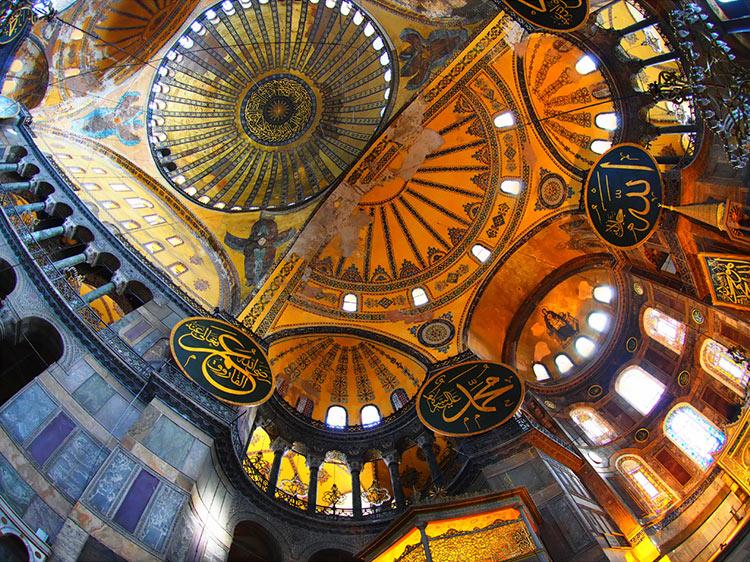 софийский собор византия