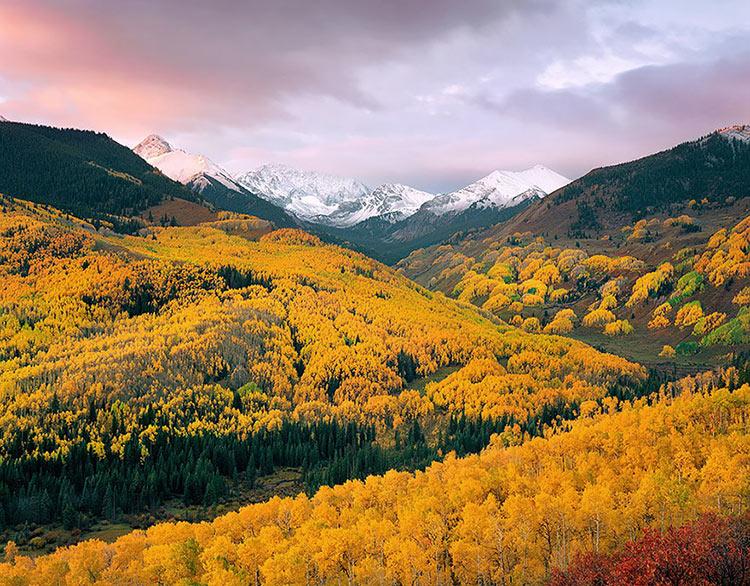 красивые картинки осени природа