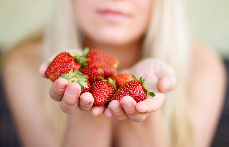 сочная ягода фото