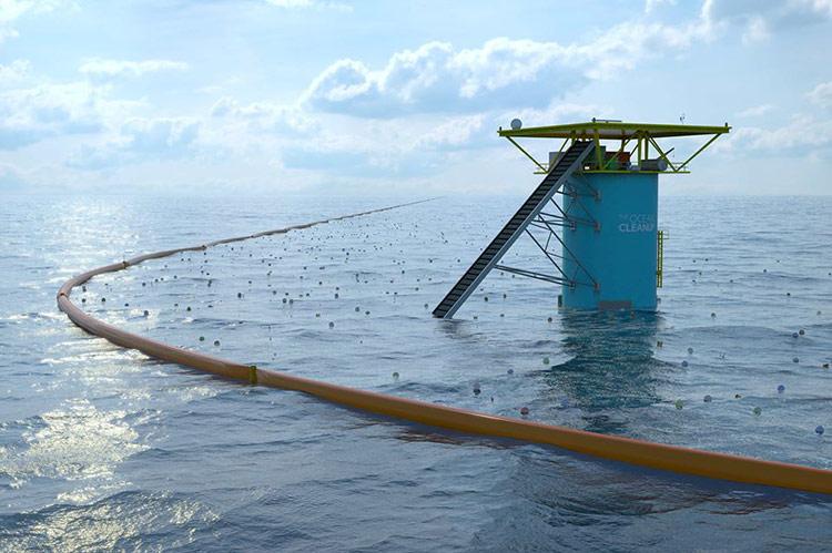 большое тихоокеанское мусорное пятно пути решения