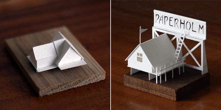 бумажное моделирование фото