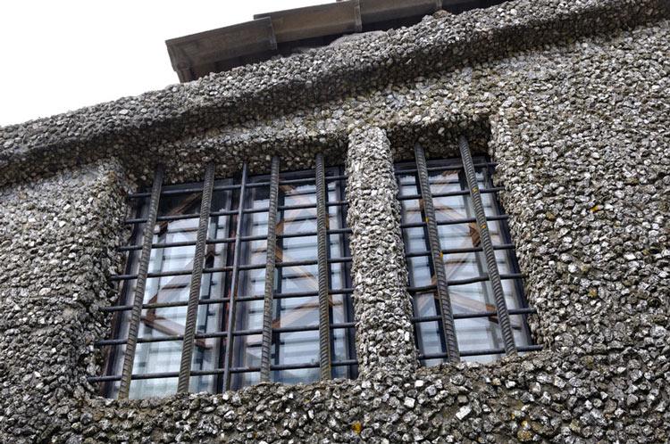 дома из природного камня фото