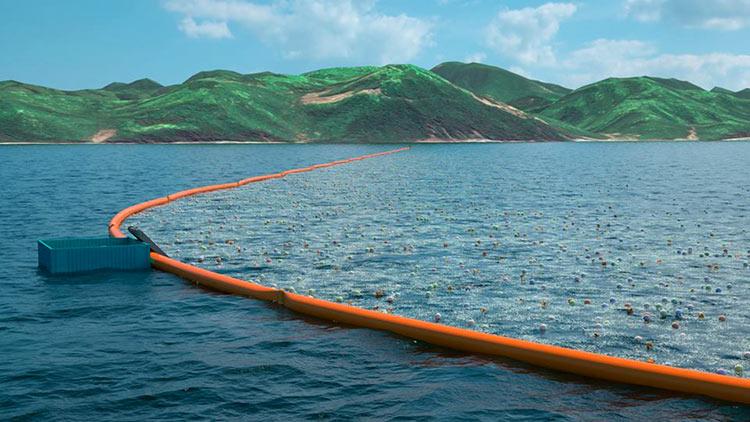 изобретение студента для очистки океана
