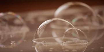 мыльные пузыри видео