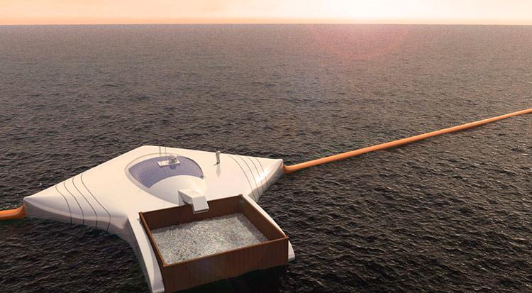 очистка океанов